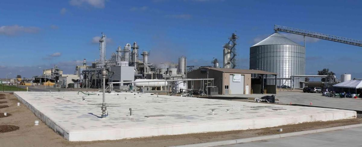 Pixley biogas project 'a nice little fit' for ethanol plant, nearby
