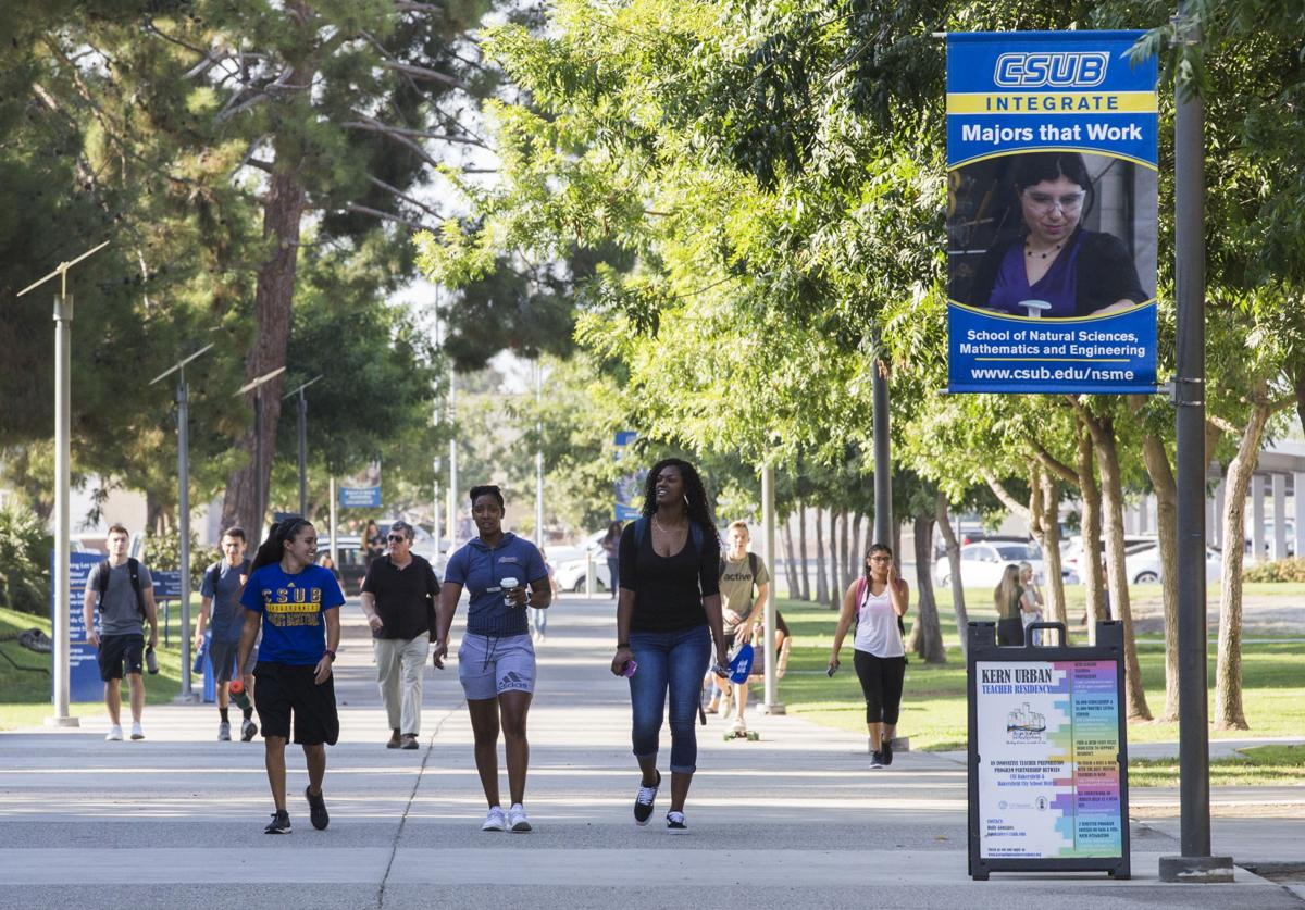 CSUB's School of Natural Sciences, Mathematics and Engineering awarded $150,000