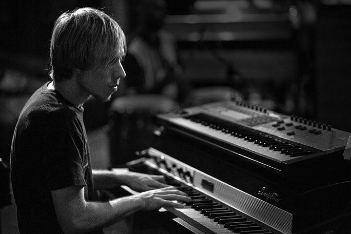 Keyboard Magazine lauds Bakersfield-bred jazz poet Dennis Hamm