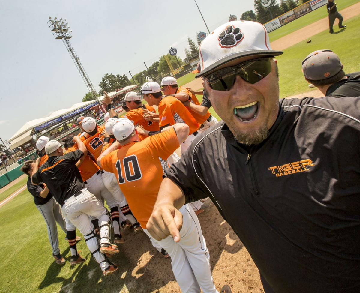 Wasco baseball ends 27-year section title drought