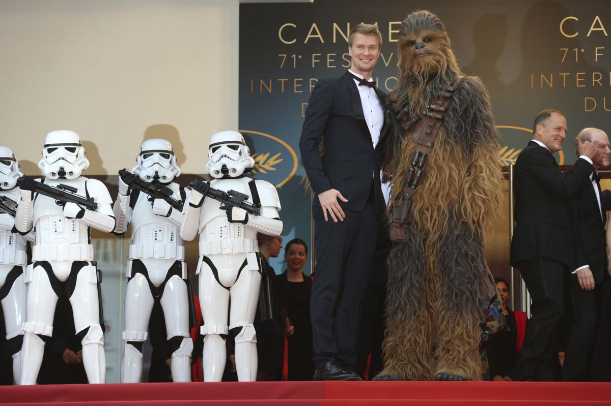 France Cannes 2018 Solo: A Star Wars Story Red Carpet