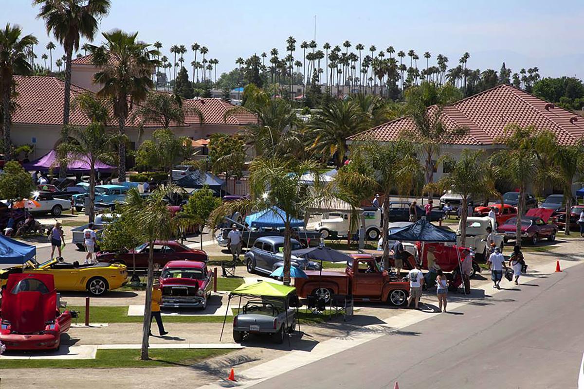 Car Truck Bike Show To Benefit Ronald McDonald House - Bakersfield car show