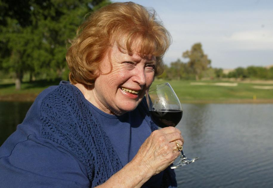 Ann Cierley made a career in education, had a passion for wine