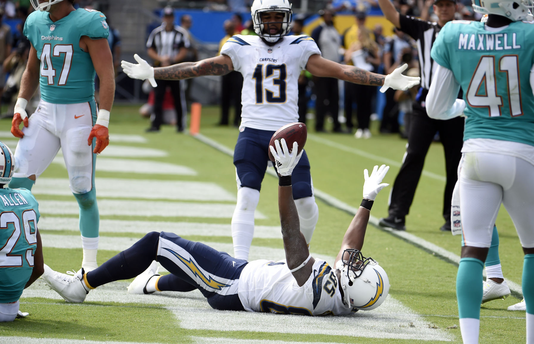 Miami Dolphins vs. Los Angeles Chargers Preview and Prediction