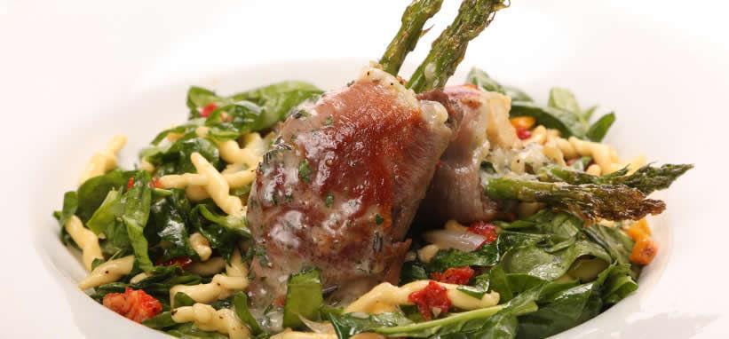 PETE TITTL: You'll fall for this seasonal menu at Romano's Macaroni Grill