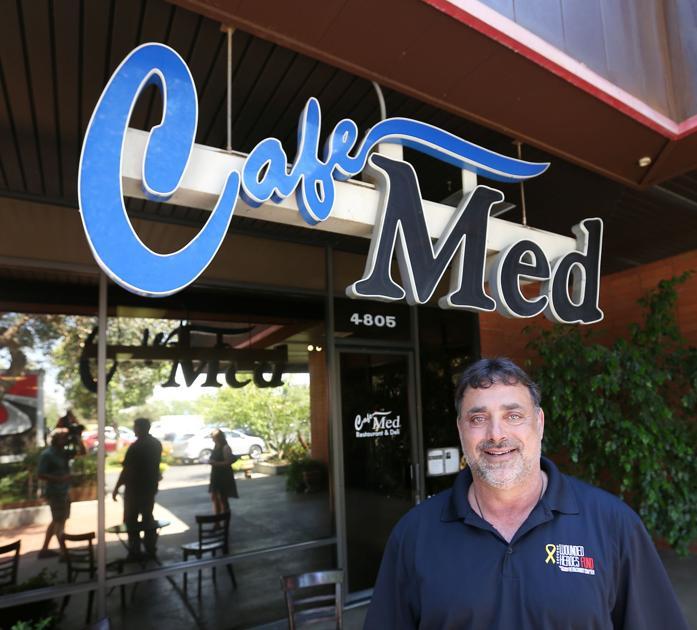 Cafe Med Bakersfield Ca