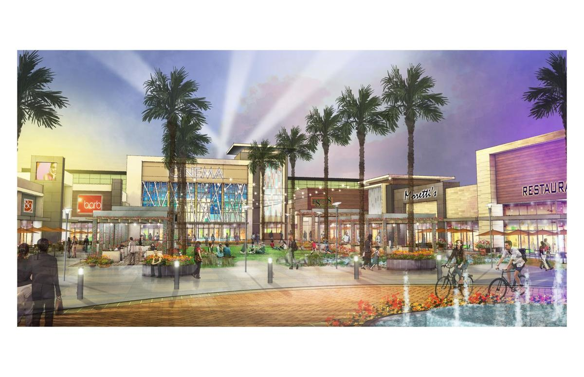 Bakersfield Commons rendering