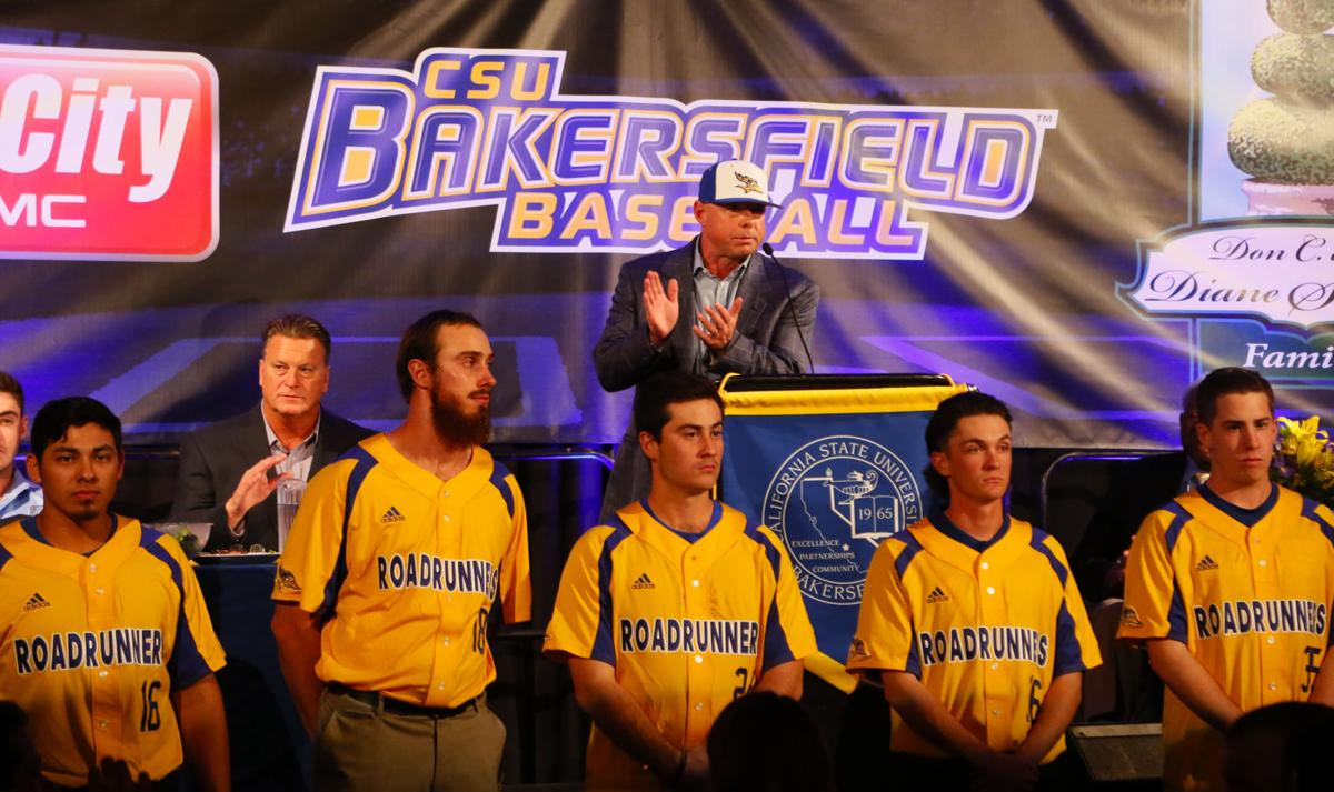 the best attitude 4ea31 de2d9 Youth, new players abound for CSUB baseball heading into ...