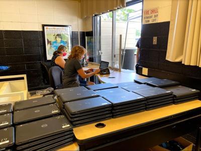 Foothill High School Chromebook