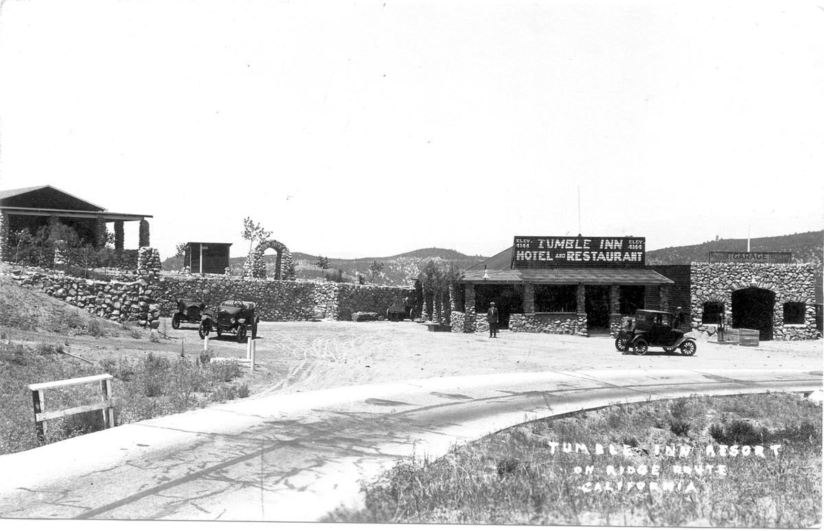 Old Ridge Route 17
