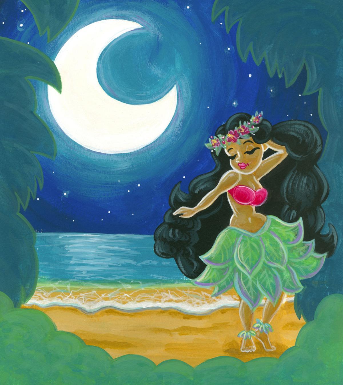 Sey Studios-Dancing in the Moonlight