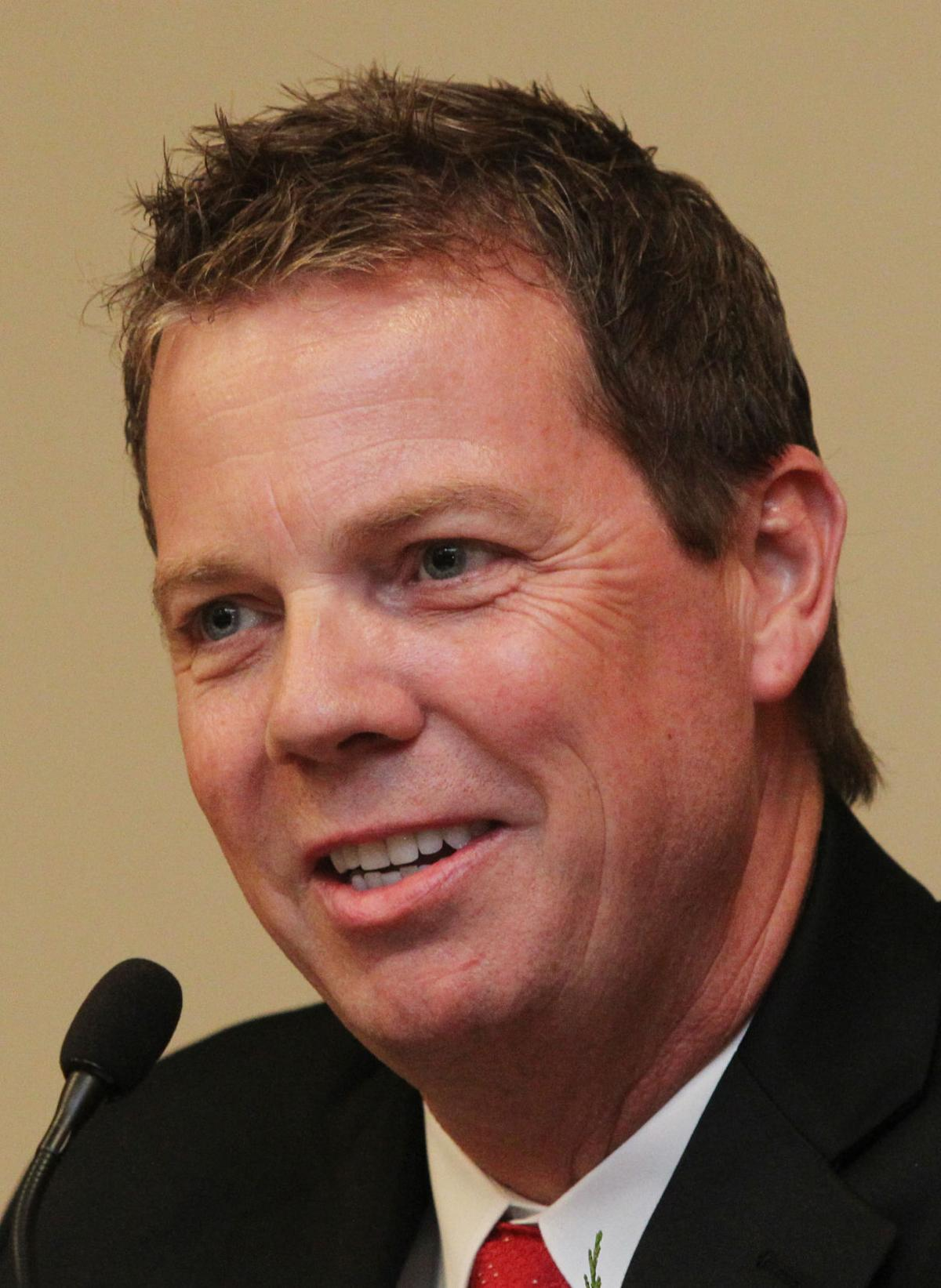 Bakersfield Councilman Chris Parlier