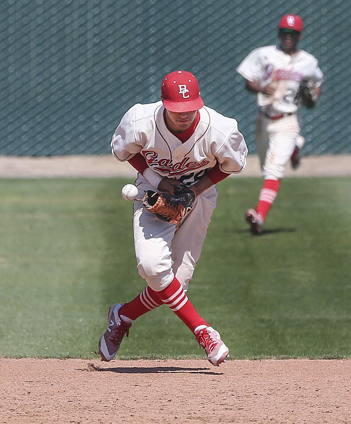 BC baseball struggles in all phases in loss to Reedley