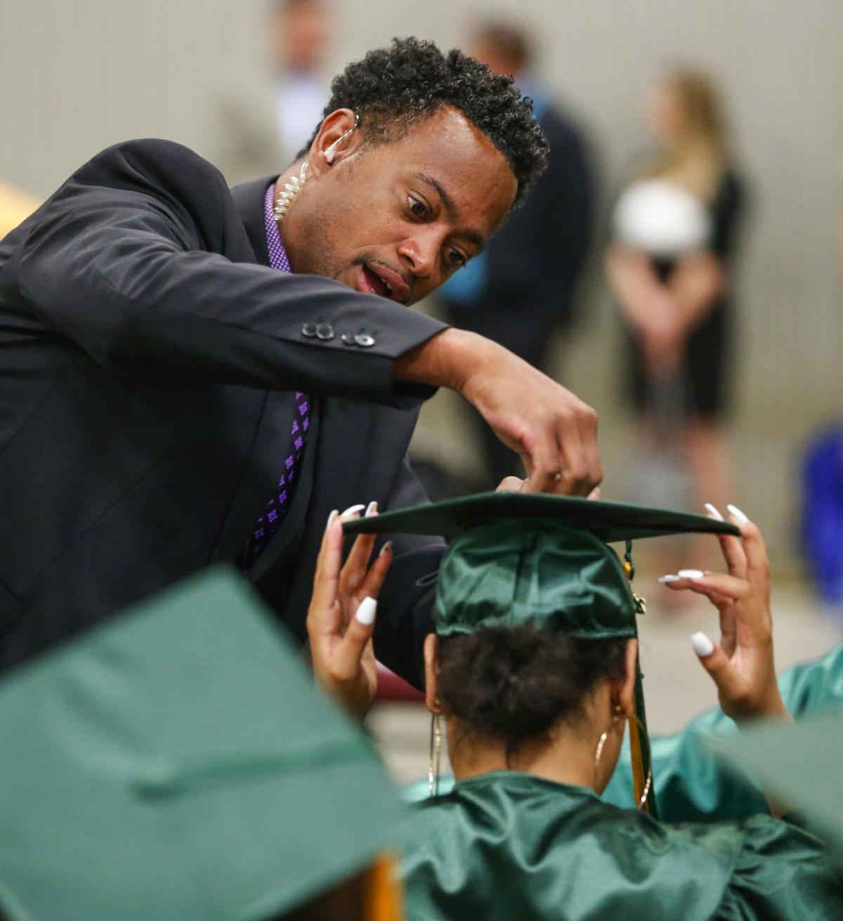 Photo Gallery West High School Graduation 2018 Multimedia