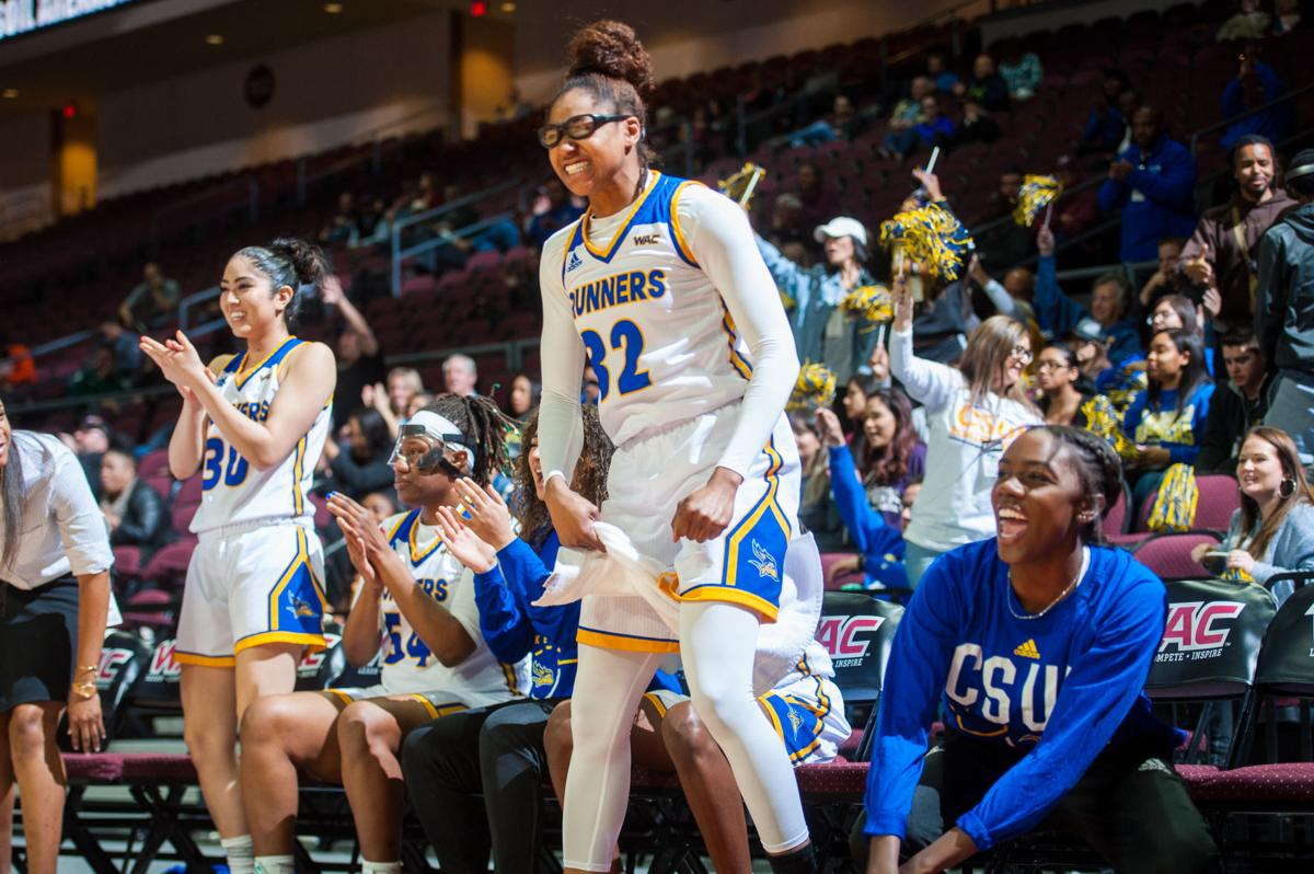 Former CSUB women's basketball player Bartee to play pro in Holland