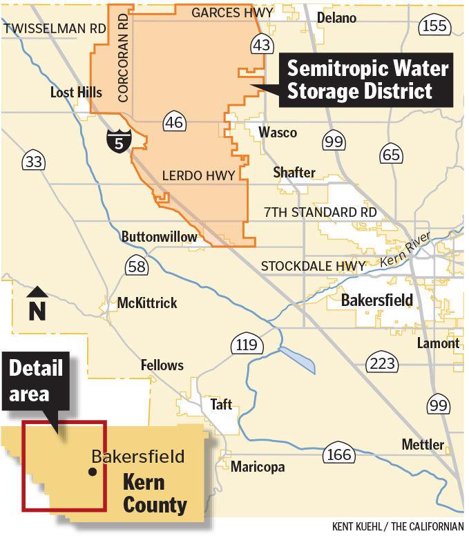 Semitropic Water District