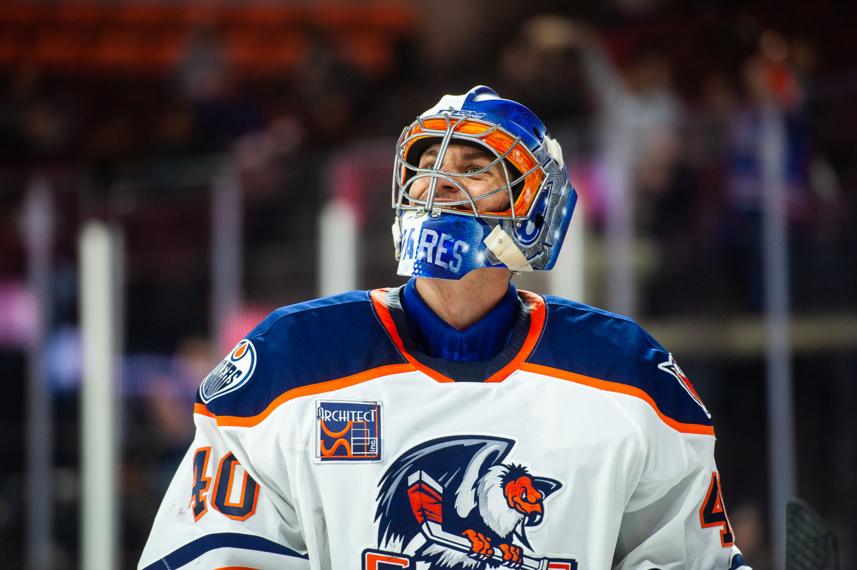 ECHL: Rookie Starrett Has Emerged As Condors Top Goaltender