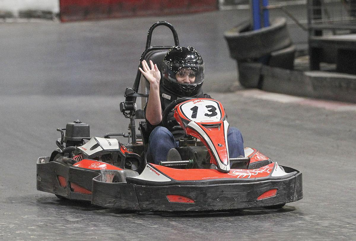 Full speed ahead on karting fun | Entertainment