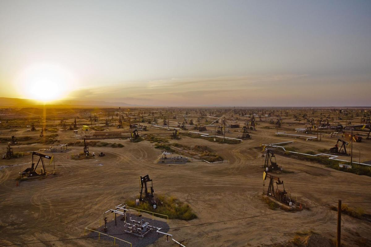 Belridge Oil Field