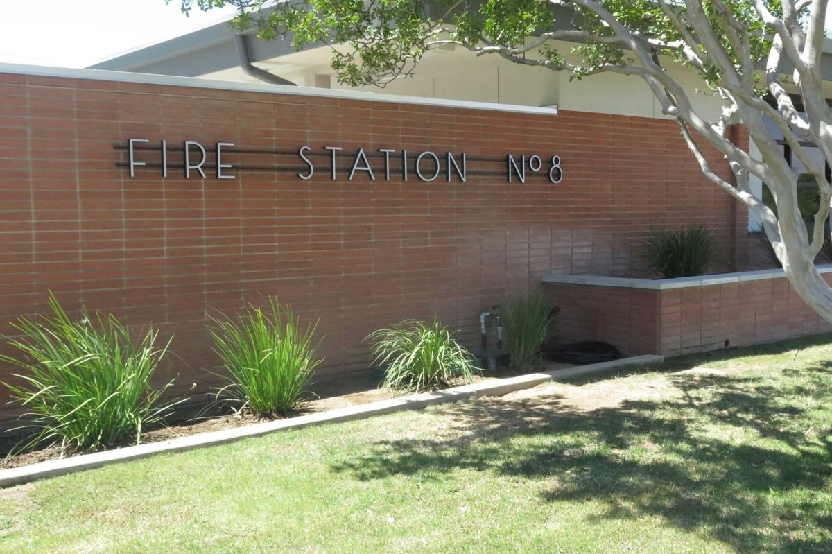 Bakersfield fire station no wins award for outstanding