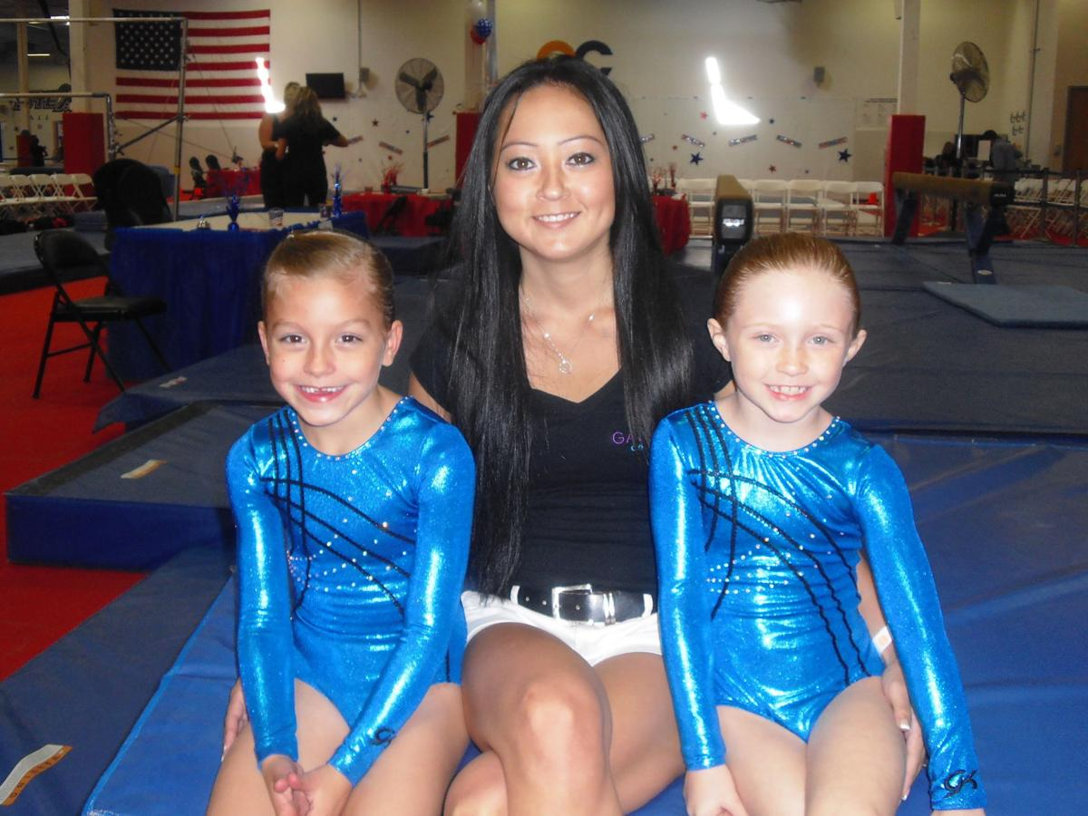 gymnastics competition at team oc archives
