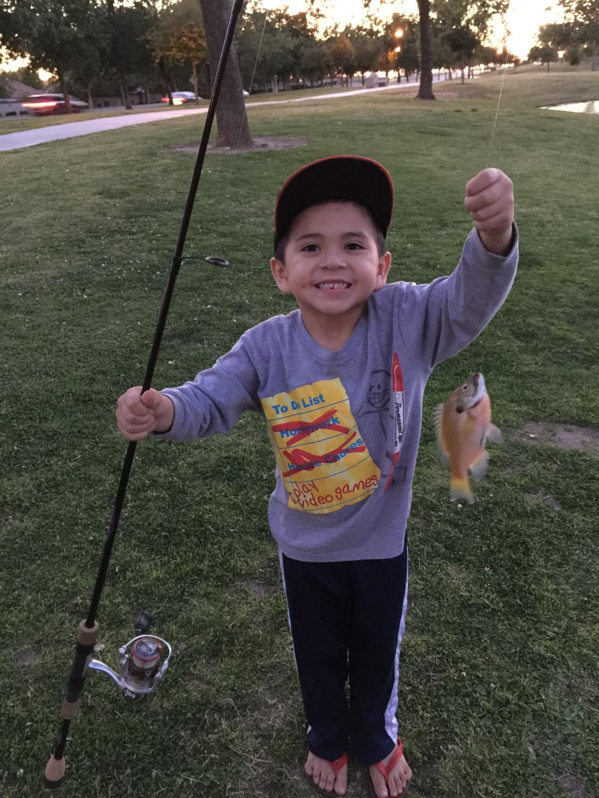 Fishing report for may 11 sports for Bakersfield fishing report