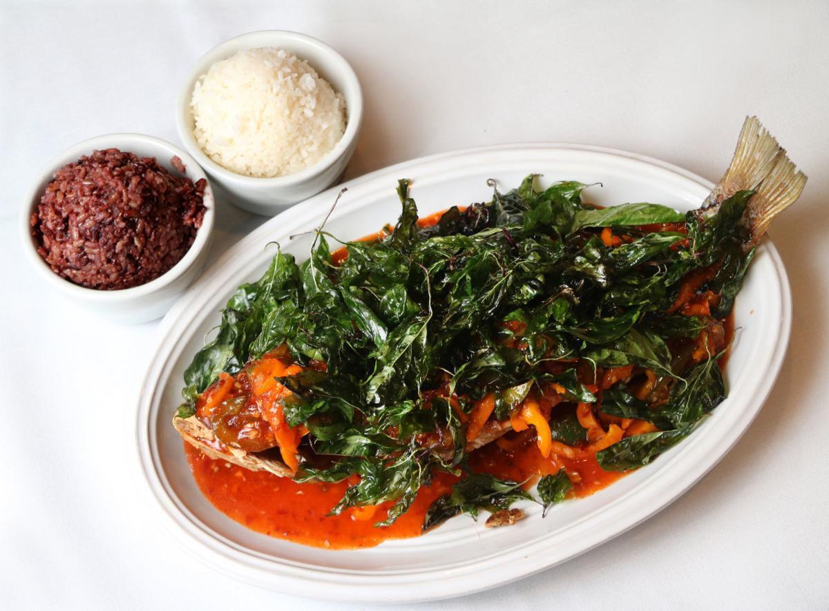 Blue Elephant Thai Cuisine – Whole Fish Three Ways