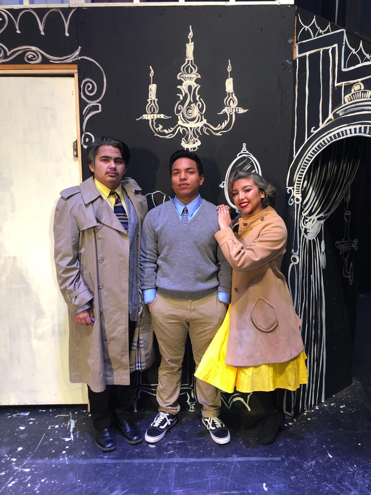 Addams Family' a scream come true for East High cast | Arts
