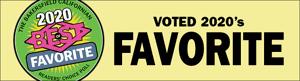 Best of 2020 - Favorite
