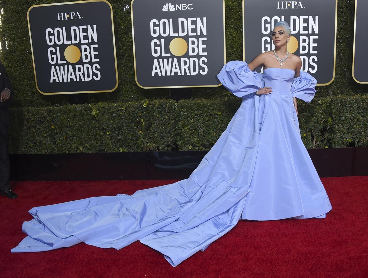 APTOPIX 76th Annual Golden Globe Awards - Arrivals