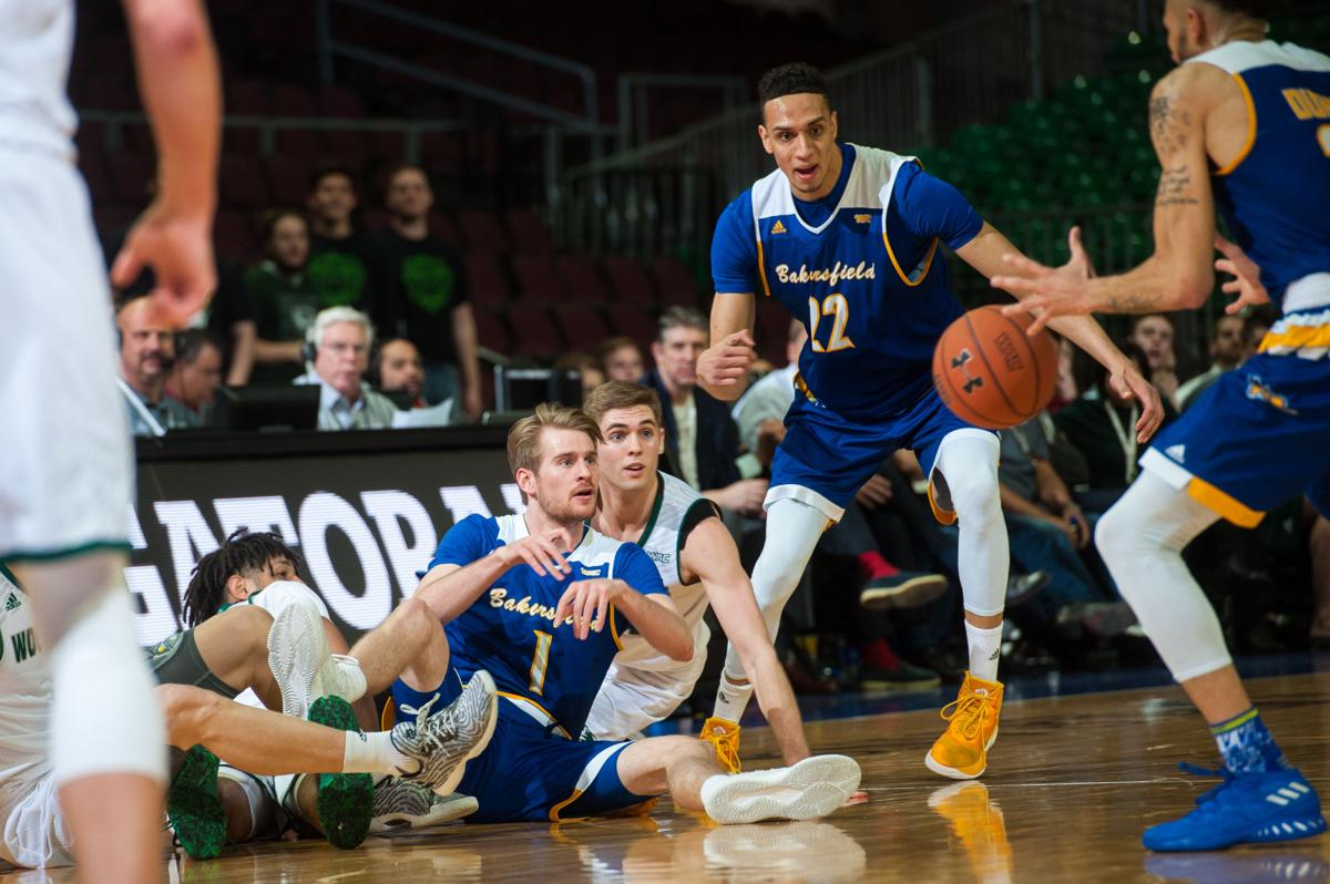Cal State Bakersfield falls short in opening round of WAC Tournament