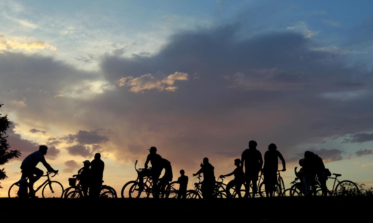 Wheels already turning for National Bike Month events