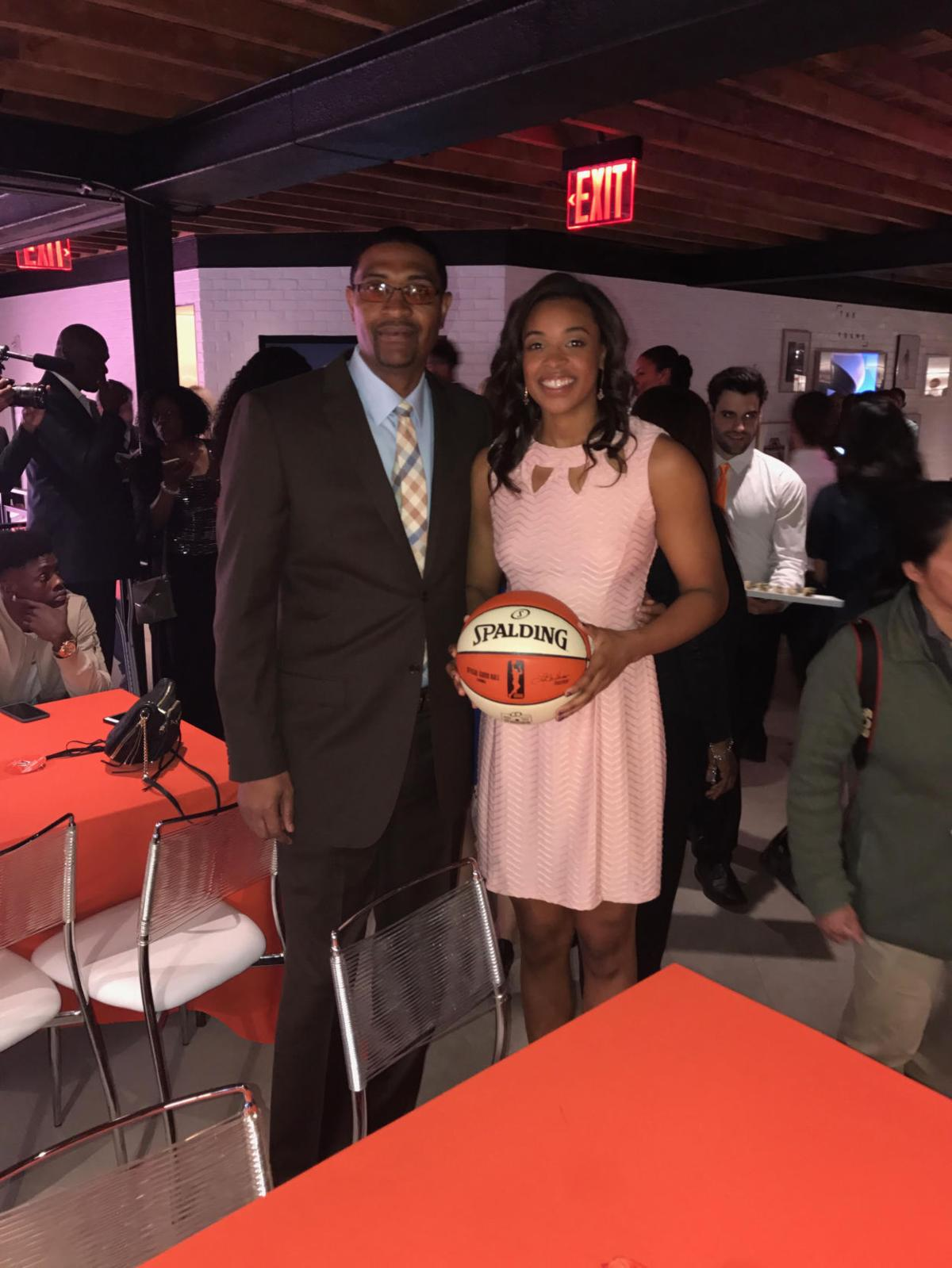 McCall WNBA 2