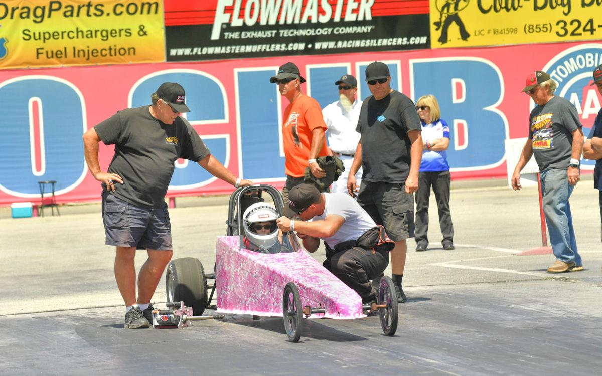 For Steve Barta, ANRA drag racing events at Famoso Raceway