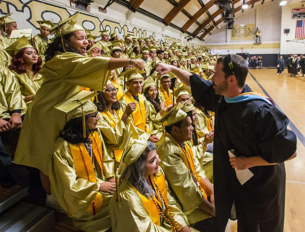 Photo Gallery Foothill High School Class Of 2017 Graduation