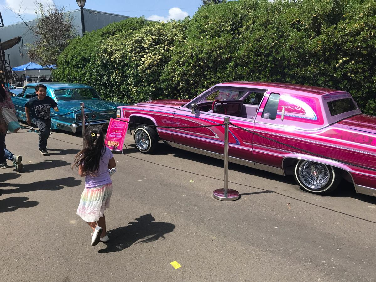 Bakersfields Love For Vintage Lowriders Alive And Well At Aztec - Lowrider car show 2018