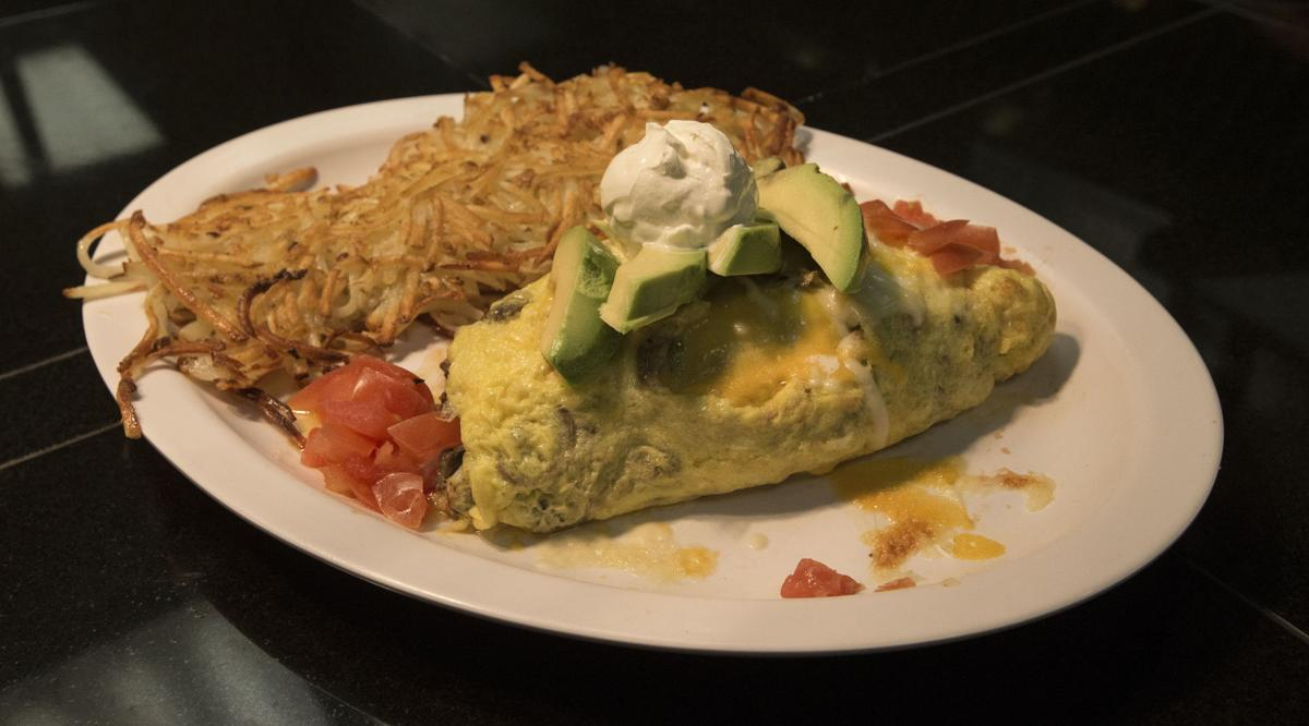 Renae's omelet