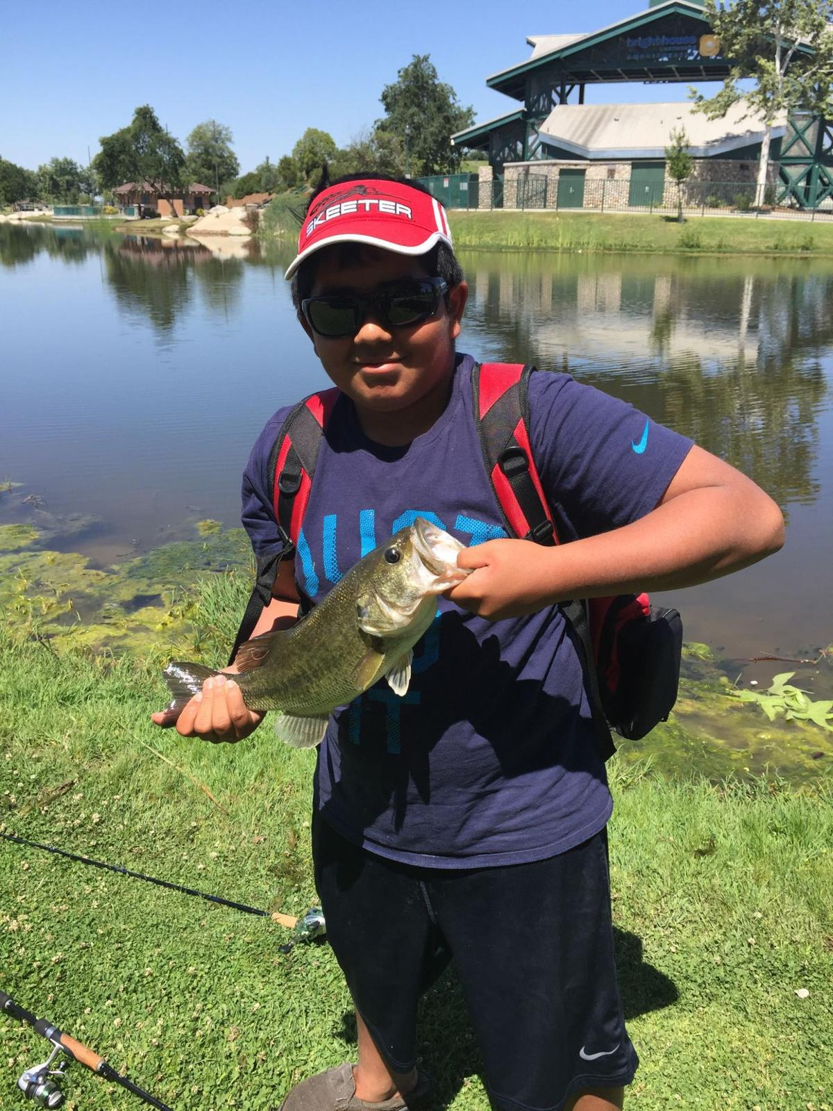 Fishing report for may 25 sports for Bakersfield fishing report