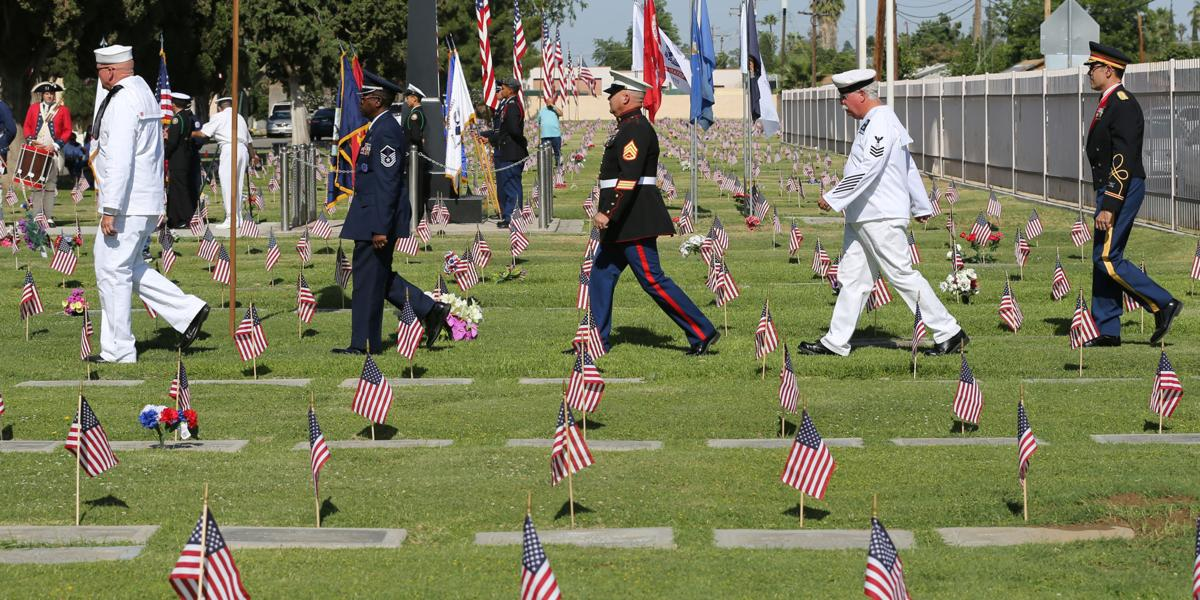 Memorial Day Services Photo Galleries