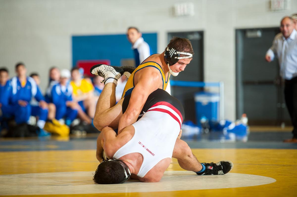 Matt Williams CSUB wrestling