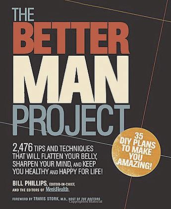 better man book