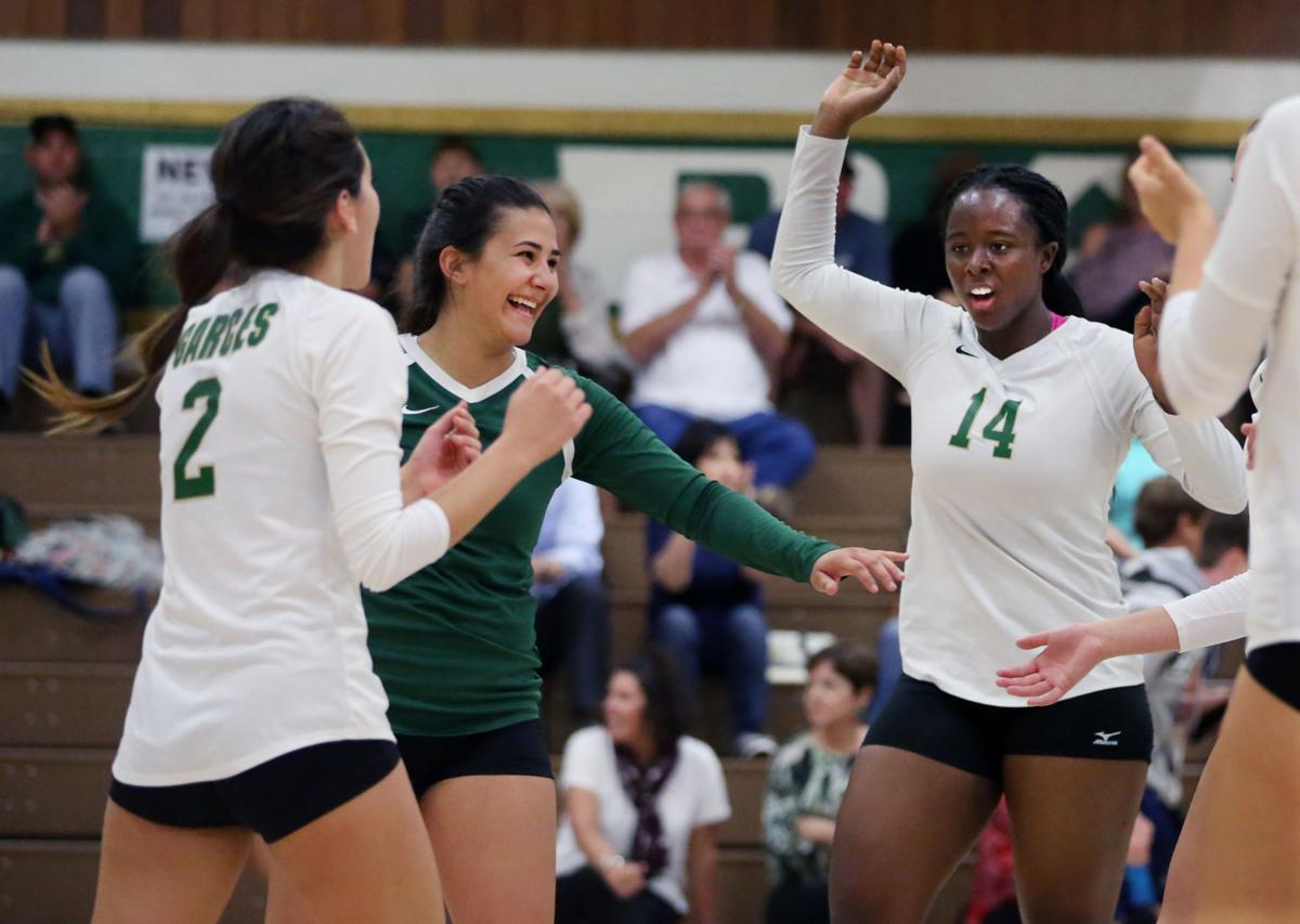 BVarsity Central Section Volleyball Top 15 rankings