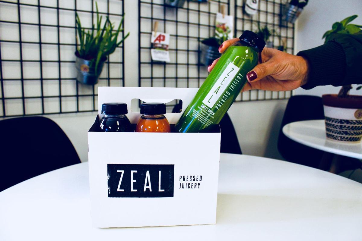 Zeal Pressed Juicery