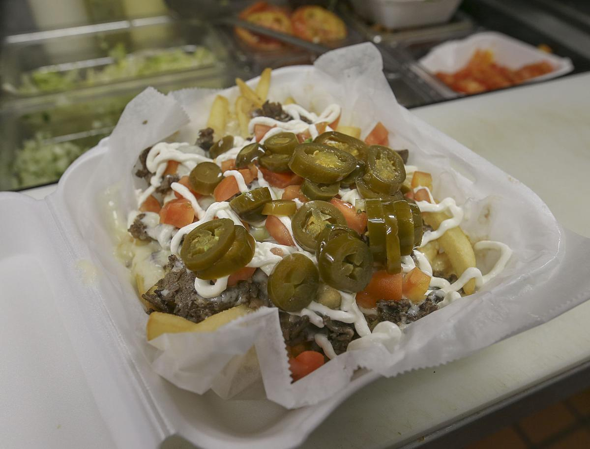 Tacos La Villa On Ming Avenue