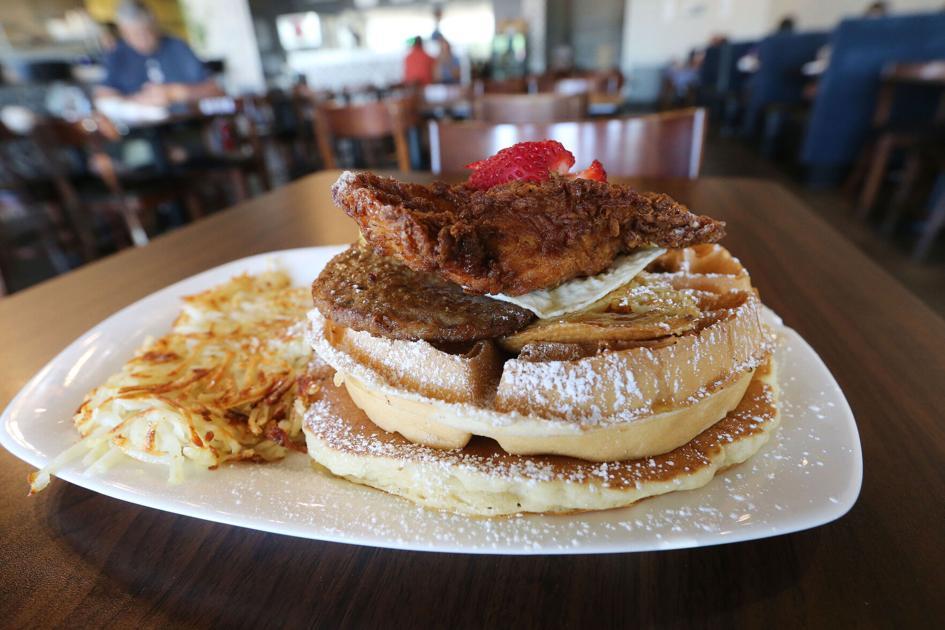 PETE TITTL: Asar un gran brunch local    comida