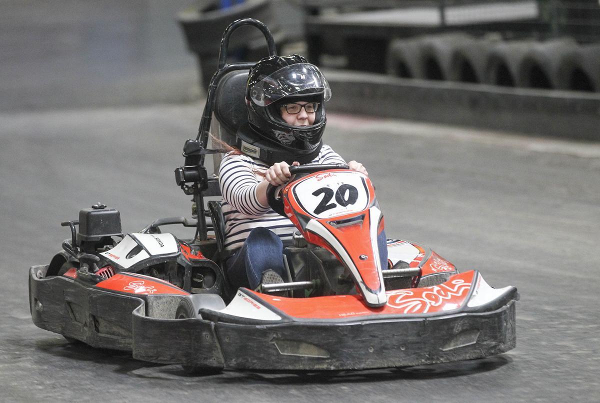 Full speed ahead on karting fun | Entertainment | bakersfield com