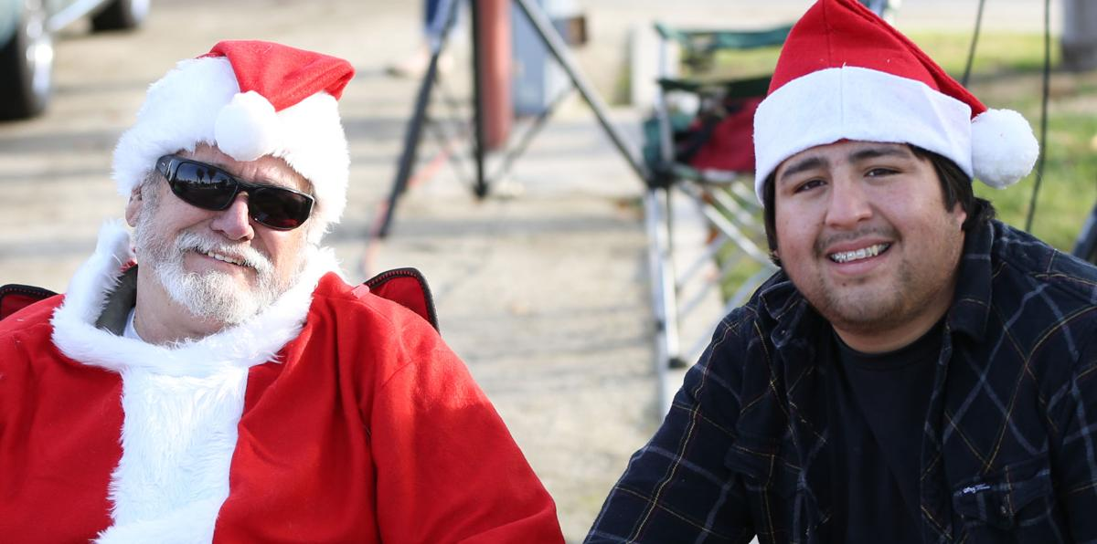 Toy Drive And Car Show At Crest Bar And Grill Photo