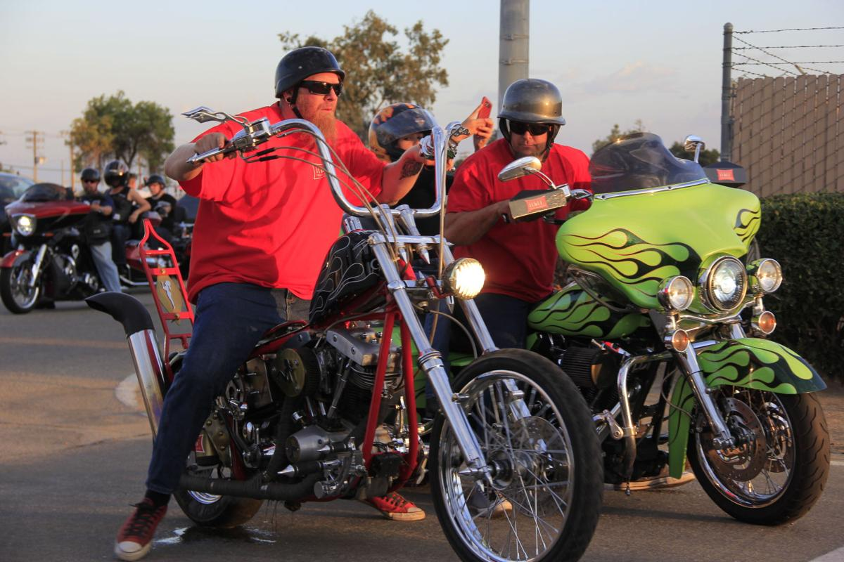 Bakersfield Harley Davidson >> Veterans Ride To Remember Sept 11 Terror Attacks News