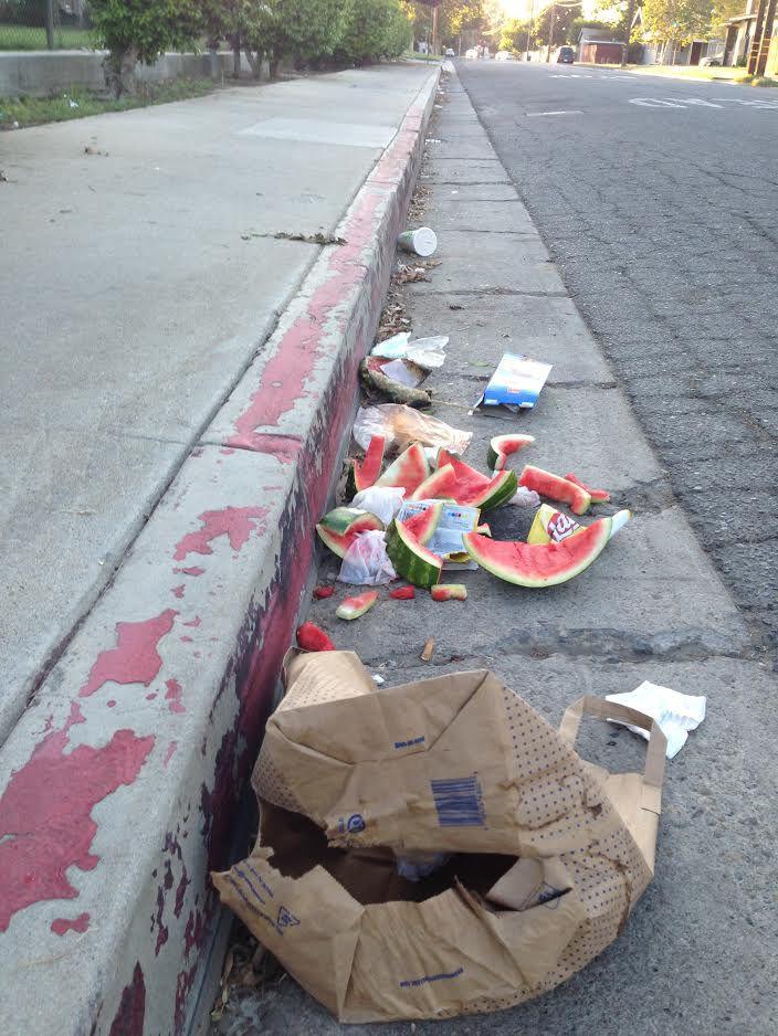 Park Trash