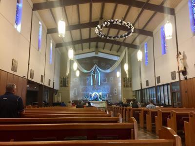 Mass at St. Francis
